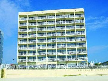 Emerald Shores Hotel   Daytona Beach