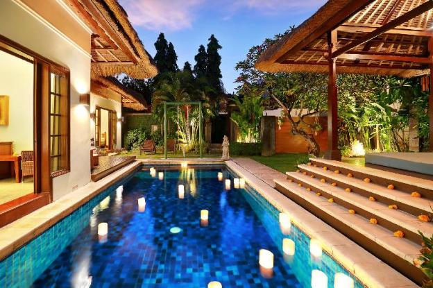 The Best 2 BR Villa with Private Pool - B'fast