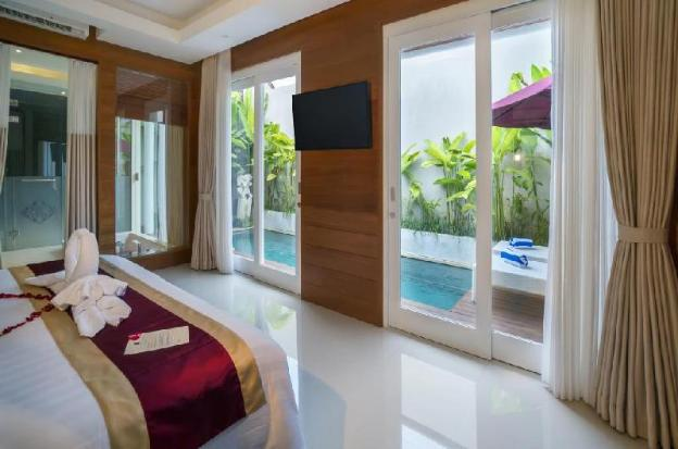 One BR Villa with Private Pool-Breakfast#