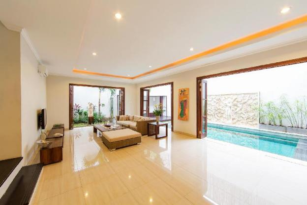 Three BR Villa with Private Pool-Breakfast#WLV