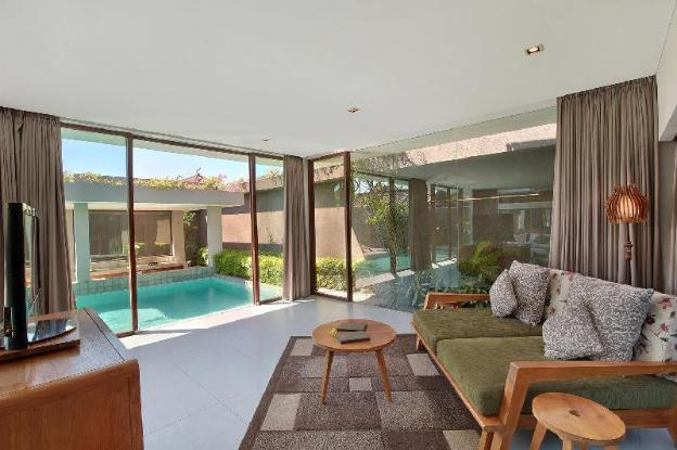 One BR Villa with Private Pool-Breakfast|ZBV