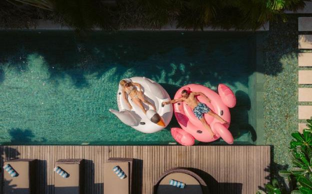 Premium 3 BR Villa Private Pool-Breakfast|CBV