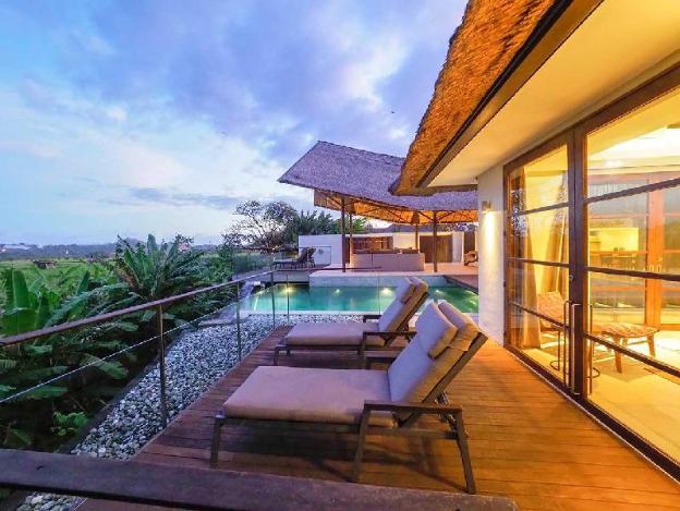 One Bedrrom Villa-Breakfast|TS