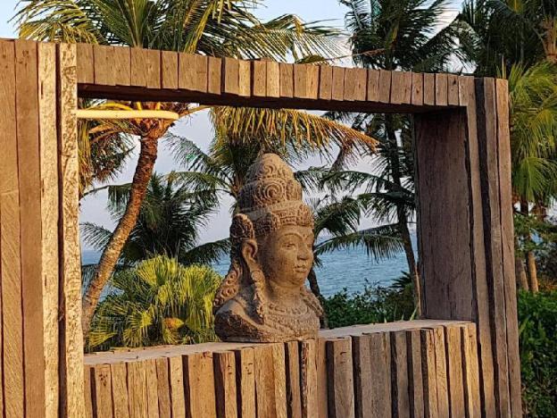 Two BR beachfront villa Private pool-Breakfast|SVC