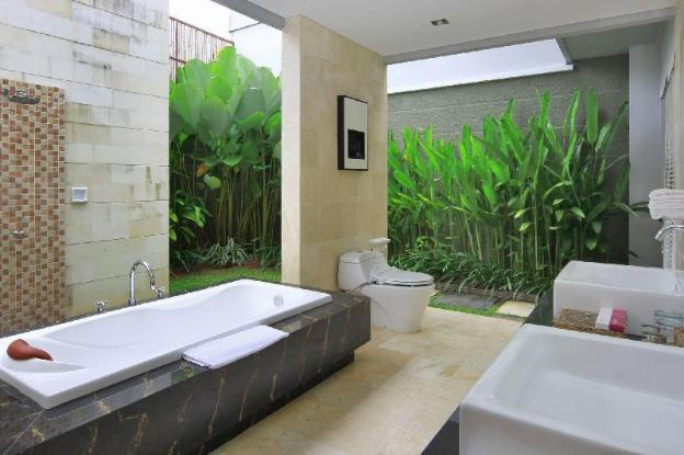 One BR Villa with Private Pool-Breakfast|ABRJ