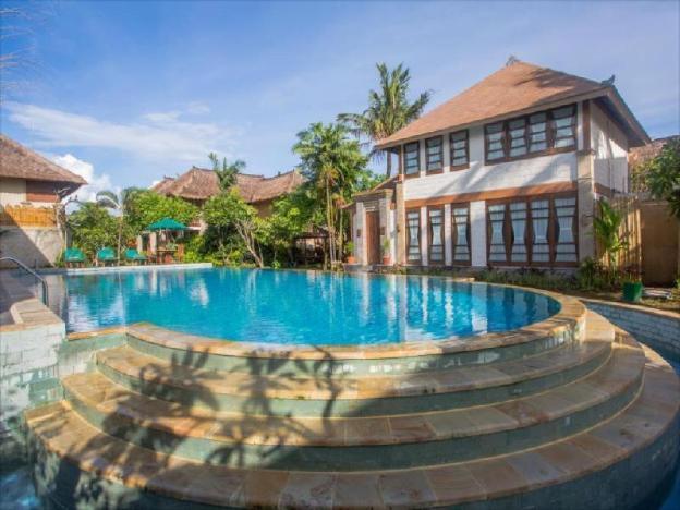 Three BR Villa with Private Pool-Breakfast|DVS