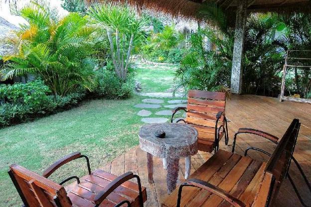 Garden Side Bungalow 1BR - Bathtub - Breakfast