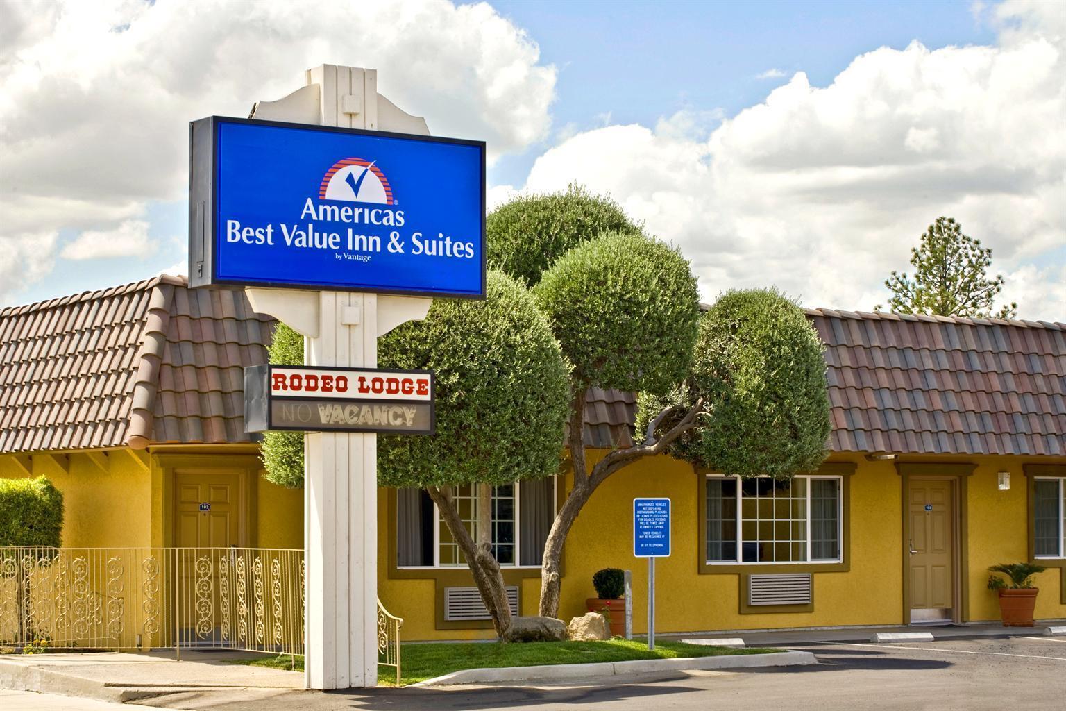 Americas Best Value Inn And Suites Clovis Fresno