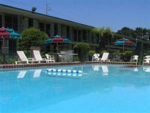 한눈에 보는 Golden Palms Inn & Suites (Golden Palms Inn & Suites)
