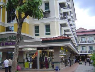 Rambuttri Village Hotel Bangkok - Shops