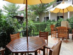 Serene Sands Health Resort Pattaya - Garden