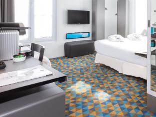 Hotel Libertel Montmartre Opéra Paris - Guest Room