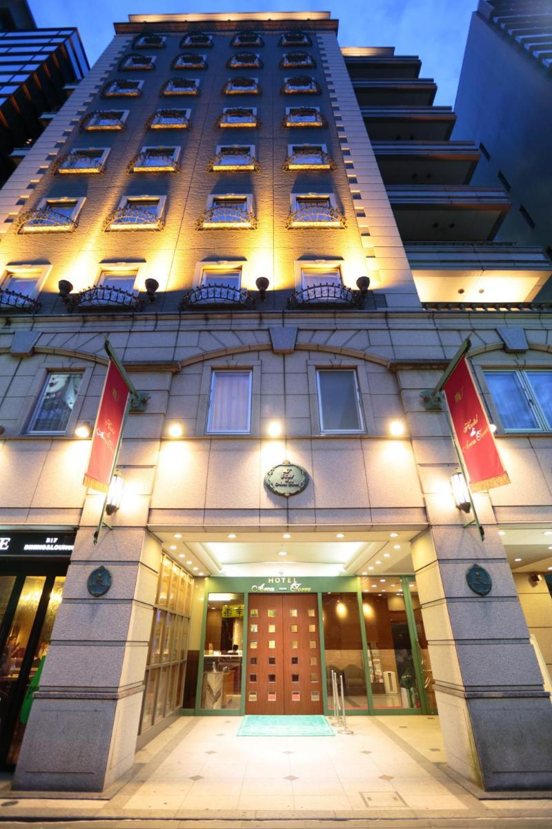 Hotel Ryumeikan Tokyo Hotel Arca Torre Roppongi Tokyo Japan Overview Pricelinecom
