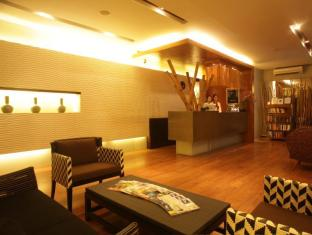 Bamboo House Phuket Hotel Πουκέτ - Αίθουσα υποδοχής