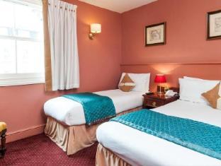 The Castleton Hotel London - Guest Room