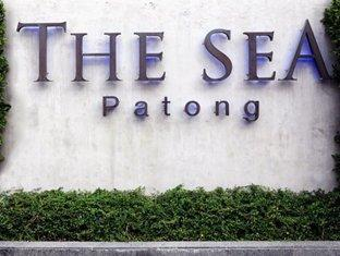 The Sea Patong Hotel Пукет - Фасада на хотела