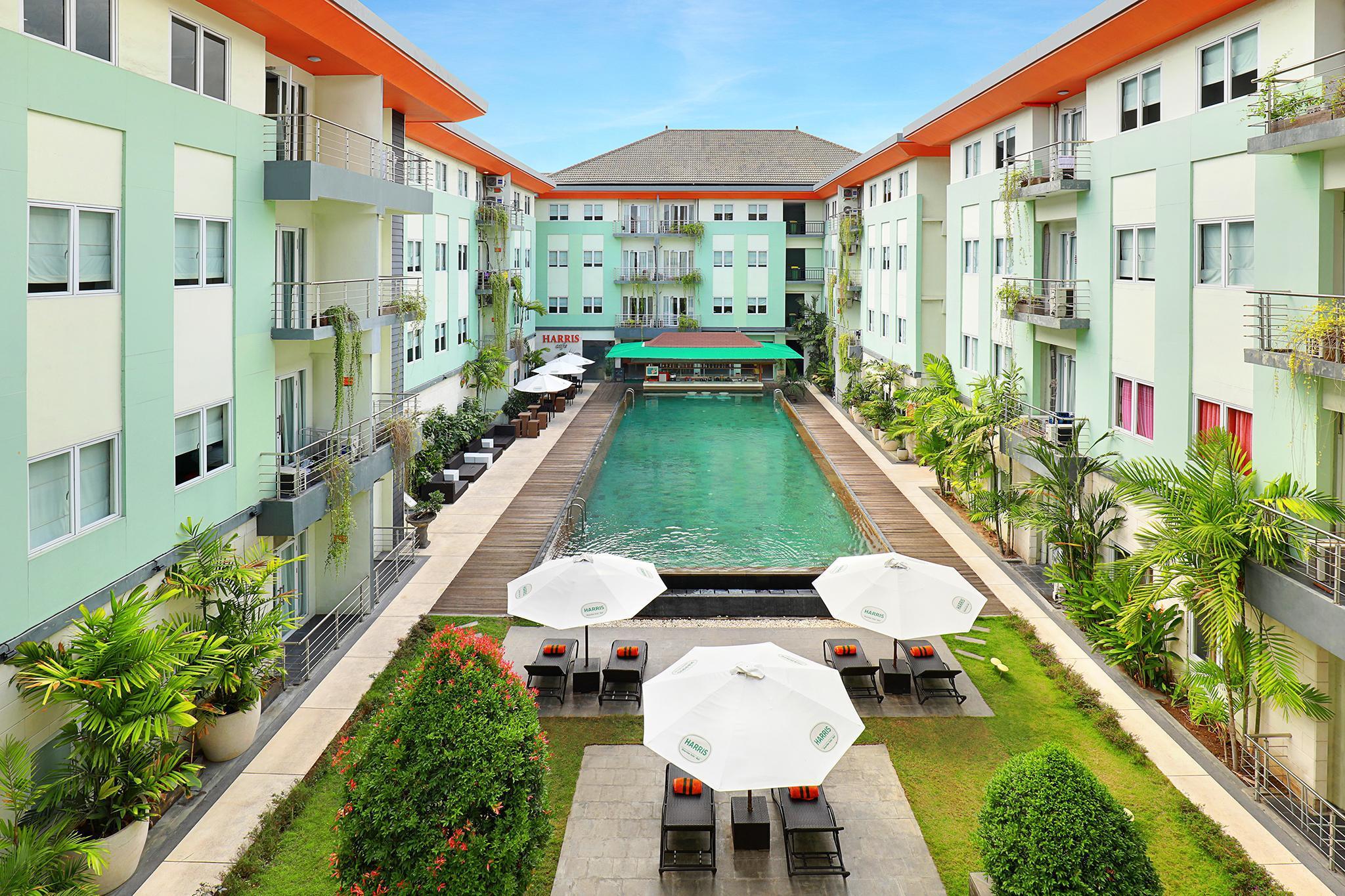 HOTEL And RESIDENCES Riverview Kuta   Bali  Associated HARRIS