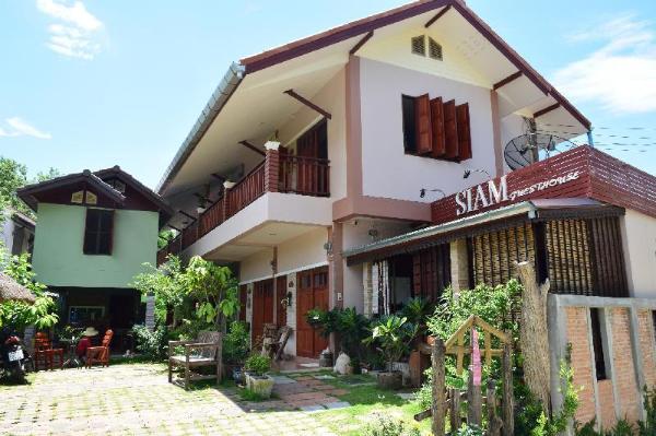 Siam Guesthouse Kanchanaburi
