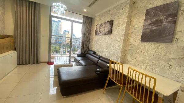 Vinhomes apartment @ Ho Chi Minh City