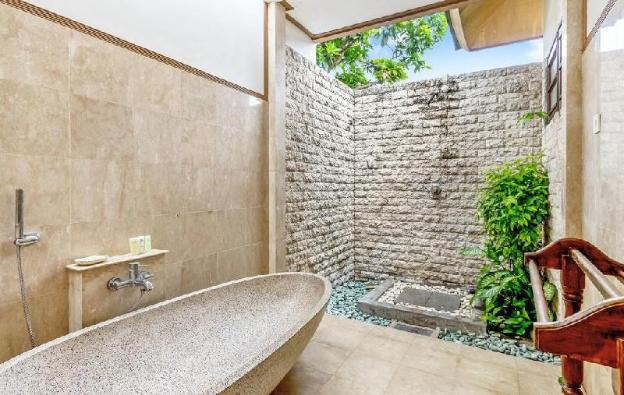 Three-Bedroom Villa with Private Pool@Seminyak