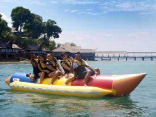 Batam View Beach Resort Batam Island - Banana Boat