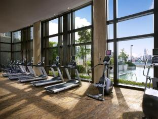 Harbour Grand Hong Kong Hotel Hong Kong - Fitness prostory