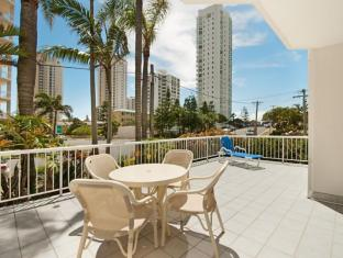 Chidori Court Apartments Gold Coast - Balcony/Terrace