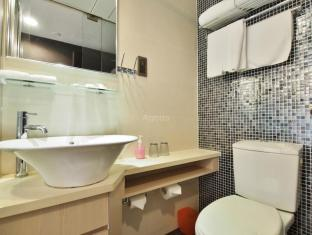 Wifi Boutique Hotel Hong Kong - Baie