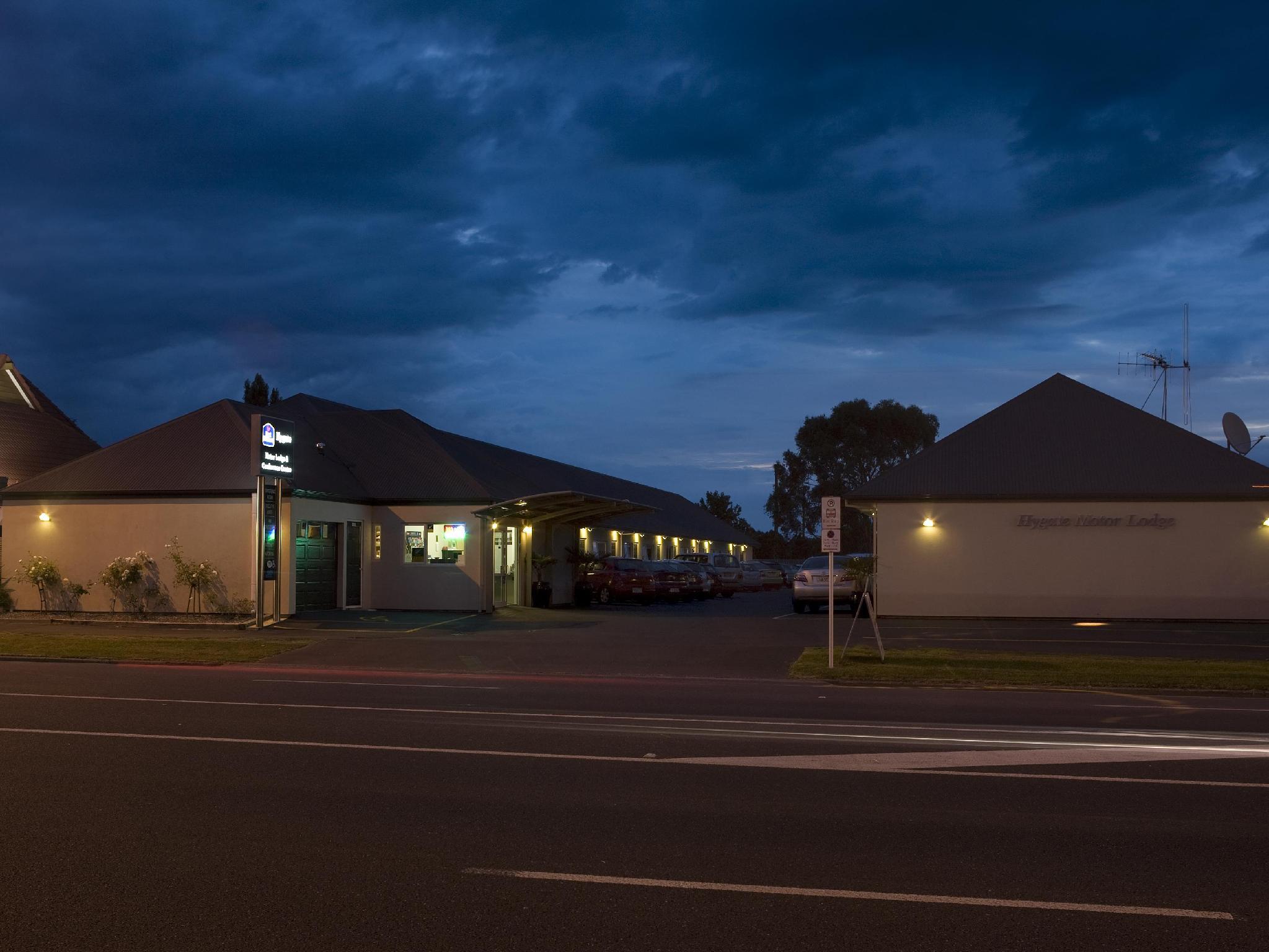 Hygate Motor Lodge