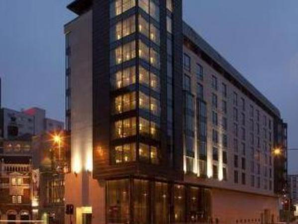 The Fitzwilliam Hotel Belfast Belfast