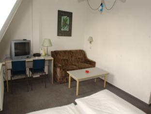 East Side Hotel Berlin - Kamar Tidur