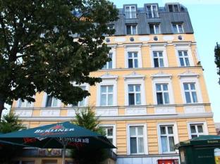 East Side Hotel Berlin - Tampilan Luar Hotel