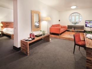 Moevenpick Hotel Berlin Am Potsdamer Platz Berlín - Habitació suite