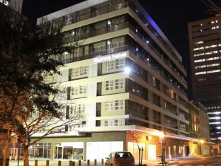 Circa Luxury Apartment Hotel Cape Town - Entrance to garage from Jetty Street