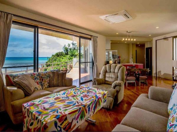 HSO 4 Bedroom Condominium in Onna Okinawa