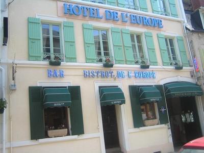 Logis De L'Europe Restaurant Le Cepage