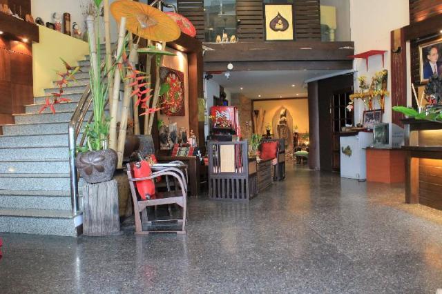 โรงแรมมุกอันดา – Mook Anda Hotel