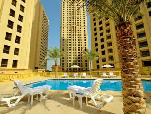 Suha Hotel Apartments Dubai - Swimming Pool