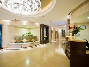 Suha Hotel Apartments Dubai - Lobby