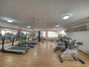 La Villa Najd Hotel Apartments Dubai - Fitness Room