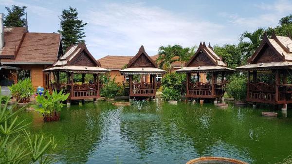 Pongsin Resort & Restaurant Sisaket