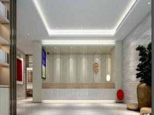 Om JI Hotel Shanghai Hongqiao West Yan'an Road (JI Hotel Shanghai Hongqiao West Yan'an Road)