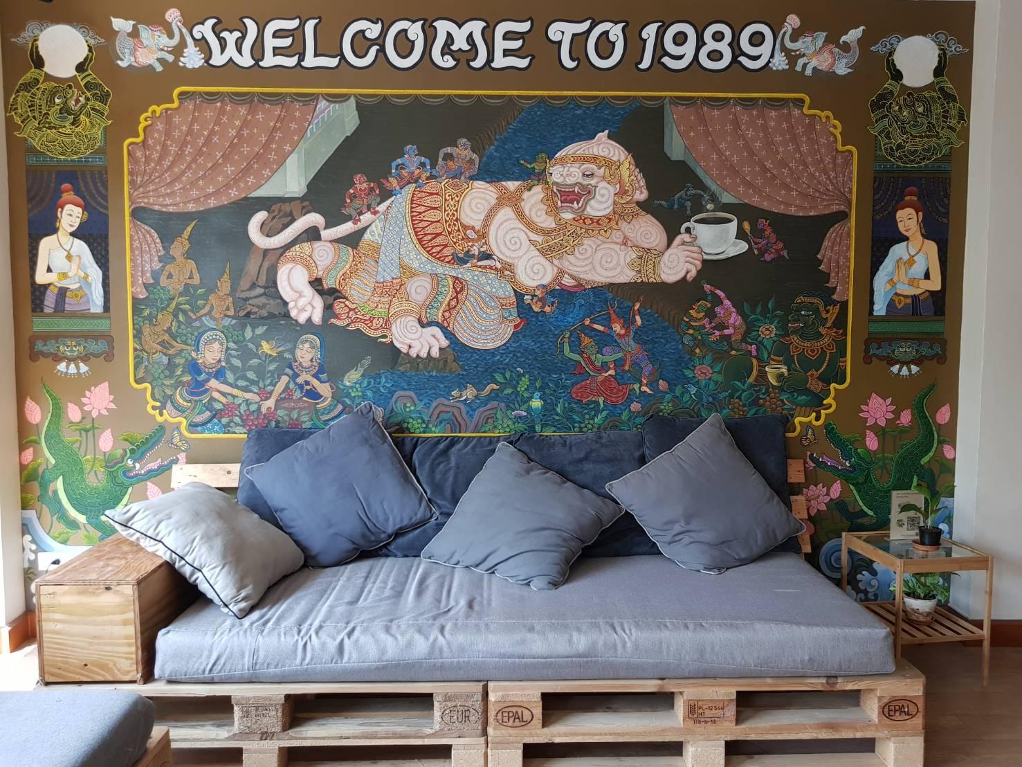 1989 Hostel And Cafe Ratchada