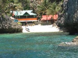 Turtle cove island resort