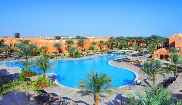 Jaz Makadi Oasis Resort Hurghada