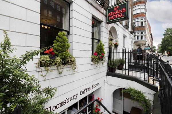 St. Athans Hotel London
