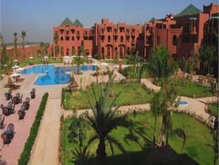 Palm Plaza Hotel & Spa Marrakech - Exterior