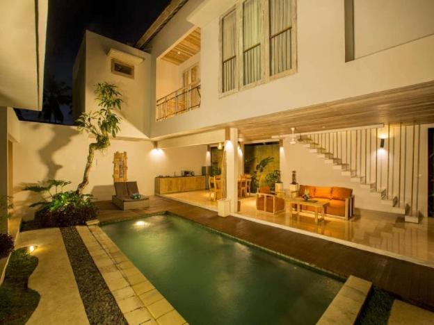 2 BR Private Pool Villa+Breakfast W/Lovely Staff