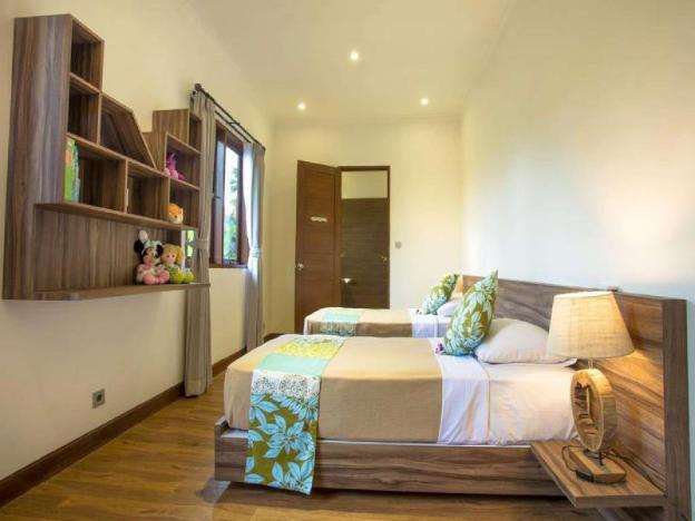 1 BR Private Pool Villa+Breakfast+Paddies View
