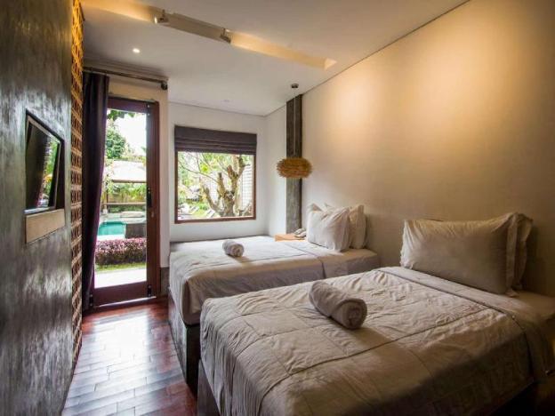 Deluxe Room & Breakfast @Ubud
